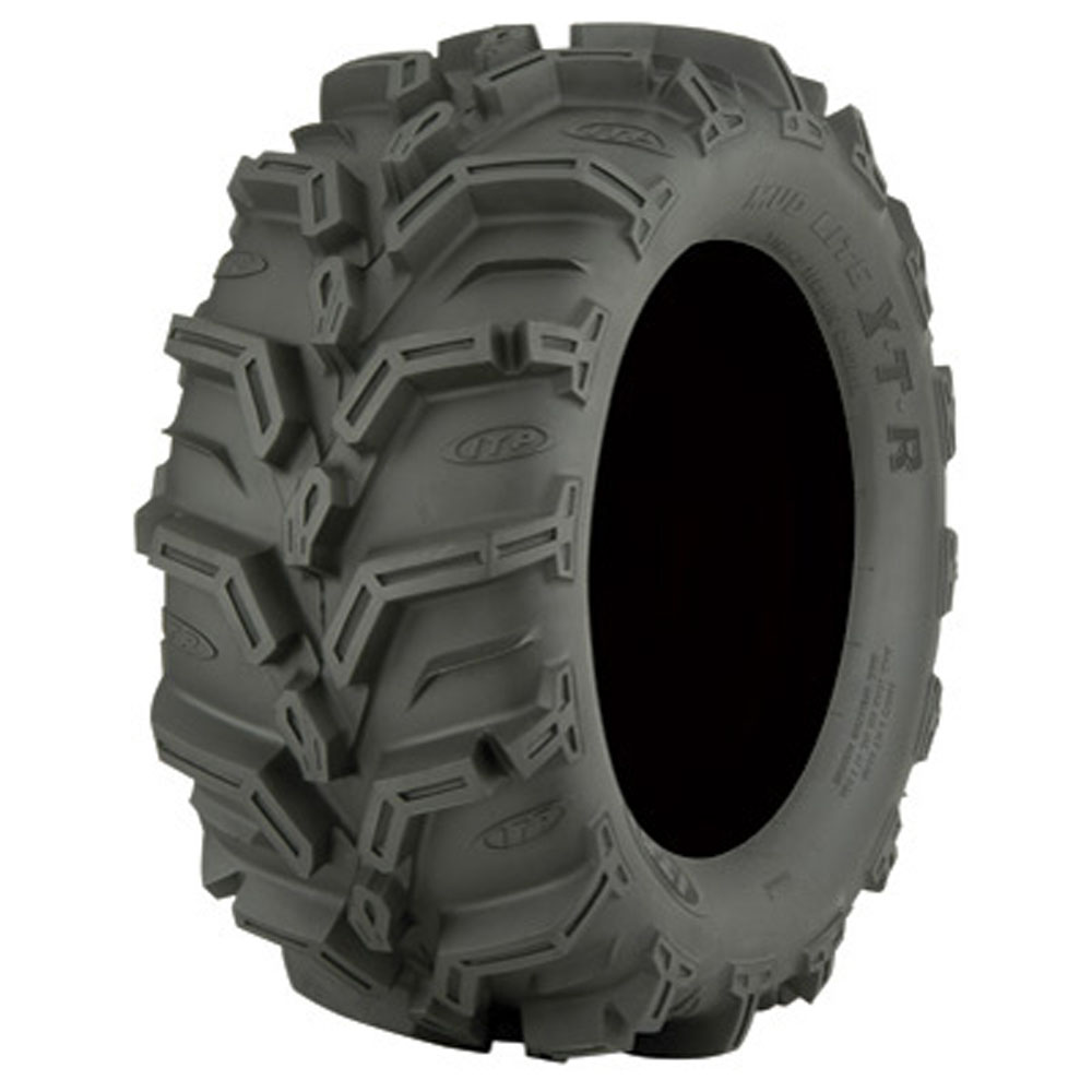 Tire Patch Cost >> ITP Mud Lite XTR Radial ATV Front / Rear Tire 27x11x14 (1 ...